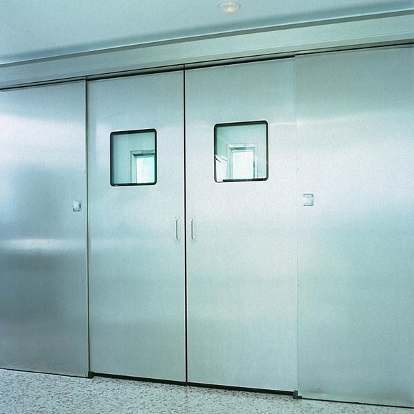 An toàn hơn với cửa thép chống cháy bọc chì